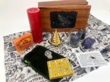 Dragon Treasures Candles Amulet Incense Power Crystal Skull Transformation