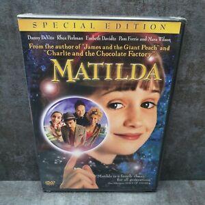 Matilda 1996 (DVD, 2005, Special Edition) NEW, SEALED