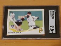2013 Topps Update Debut Gerrit Cole RC SGC 9.5 Rookie Hot!!!