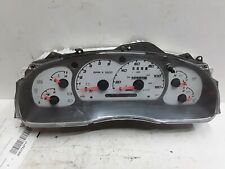 01 02 03 Ford Explorer 2-door sport mph 4 X2 automatic trans speedometer 124K