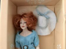 **HEIDI OTT ORIGINAL 1:12TH COLLECTABLE LADY DOLL In NEW Condition**