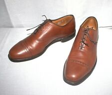 Allen Edmonds Byron Walnut Men's Oxfords Size 11.5 C