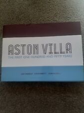 More details for aston villa book. the first one hundred and fifty years.
