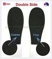 Foot Rasp Double Sided Sanding File Hard Dead Skin Callus Remover Pedicure 2PC