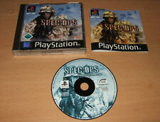 SPEC OPS Airborne Commando für Sony Playstation / PS1