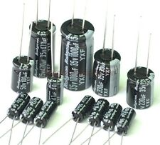 RUBYCON YXF Series 0.47~1000uF Electrolytic Capacitor Assortment Kit, 13 Values.