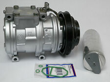 96-02 TOYOTA 4RUNNER V6L (3.4L) USA  REMAN. A/C COMPRESSOR + NEW KITS W/ WRTY