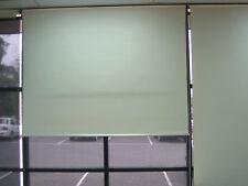 BLOCKOUT ROLLER BLINDS-CUSTOM MADE - 1410 mm width x 2100 mm drop
