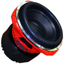 """ORION HCCA-124 Dual 4 Ohm Voice Coil 12"""" Subwoofer 4000 Watt Competition HCCA124"""