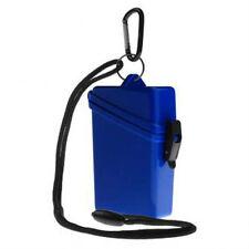 Witz Dry Box Keep it Safe Locker ID Scuba Diving Gear Bag NEW Blue