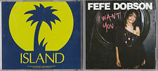 Fefe Dobson - I Want You - Rare Radio Promotional CD Single - 1216