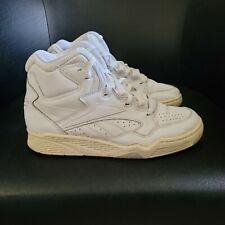 Reebok Ultra Hi 4 Mens Size 8.5 White Vintage Retro Basketball Shoes