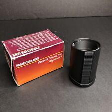 Kodak & ELMO Slide Projection FF Lens 100mm f/2.8 Replacement Accessory (H)