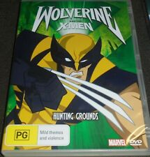 WOLVERINE AND THE X-MEN DVD (HUNTING GROUNDS) REGION 4 7 EPISODES