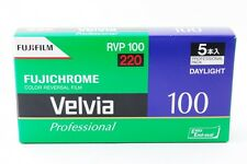 NEW FujiFilm Velvia 100 ISO 220 Film For Medium Format Camera from Japan #0105
