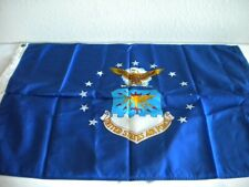 2'x3' US Air Force Emblem Flag Banner Nylon Indoor Outdoor