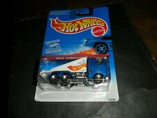 RARE INTERNATIONAL PRO STREETER Hot Wheels RAMP TRUCK 1/4 Race Team Series 5sp