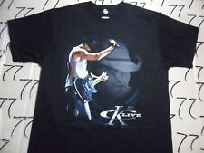Large- 2006 KC Live Kenny Chesney Fruit Of The Loom Brand T- Shirt
