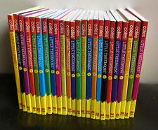 Coles mini treehouse books (24) Complete Set