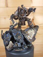 Forgeworld perturabo Primarch de los guerreros bien pintados de hierro (L)