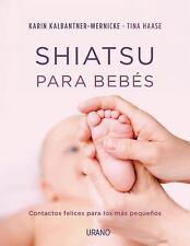 Shiatsu para bebes (Spanish Edition)-ExLibrary