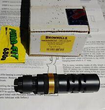 Brownells .700 Blue Que Adjustable Muzzle Brake Gunsmithing Tool
