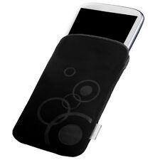 Orig. Bubble Slim Case für Sony Xperia SP M35h Tasche schwarz Hülle Etui