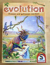 Evolution ? Fressen und gefressen werden  ? Brettspiel ? Schmidt Spiele