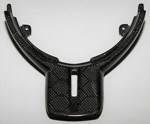 Subaru BRZ Scion FR-S Steering Wheel Trim OEM Replacement Carbon Fiber Honeycomb