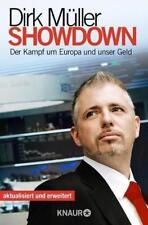 Showdown von Dirk Müller UNGELESEN