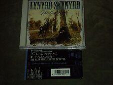 Lynyrd Skynyrd The Last Rebel Japan CD