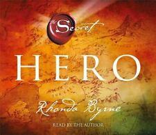 Hero (The Secret) by Rhonda Byrne - Audiobook, CD, Unabridged