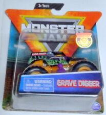 2019 Spin Master Monster Jam Grave Digger World Finals Oranges Flames New