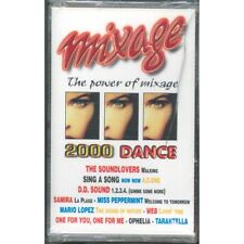 AA. VV MC7 Mixage Dance 2000 / 497424 4 Sealed 5099749742444