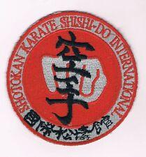 Shotokan Karate Shishi-Do International Patch
