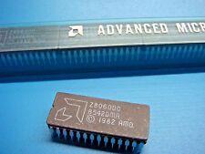 (1) AMD Z8060DC BUFFER UNIT FIFO EXPANDER 4MHz 28PIN CERAMIC DIP 128 x 8-BIT