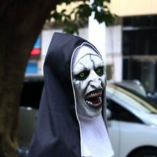 The Nun Mask Cosplay The Conjuring Valak Mask Scary Horror Halloween Mask