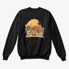 In style Savannah Cat Lover Hanes Unisex Hanes Unisex Crewneck Sweatshirt