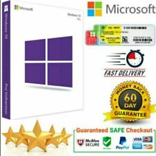 WINDOWS 10 PRO PROFESSIONAL KEY WIN 10 32/64bit ACTIVATION KEY FAST DELIVERY