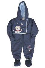 Bestickter Schneeanzug für Baby Jungen
