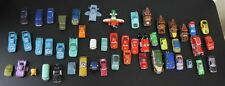 Large Lot of 50 Different DISNEY PIXAR Cars Planes Movies Diecast Cars