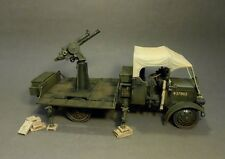 John Jenkins Designs Soldiers GWB-50 Thorneycroft Truck With Anti-Aircraft Gun