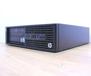 HP Z230 Workstation Win 10 Desktop Intel Xeon E3 1225 v 3 3.2 GHz 8GB 500GB WiFi