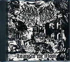 Shroud of Satan, CD (lim 500) Litany to the Moon, Black Metal aus Mecklenburg