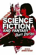 Science Fiction & Fantasy Short Stories Hardback Book 384 Pages