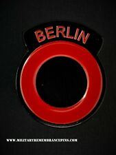 Berlin Infantry Brigade Colours Lapel Pin (C145)