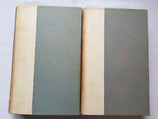 HAIL AND FAREWELL!  GEORGE MOORE, LTD./ SPECIAL EDITION, SIGNED. 1920, 2 VOLUMES
