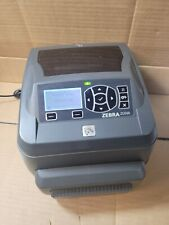 Zebra Zd500 Thermal Label Printer Usb Ethernet WiFi Zd50042-T21A00Fz With Cutter