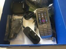 Nokia  E52 - Metal Grey (Ohne Simlock)  100% Original !!!  Top Zustand !!!