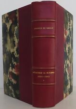 CHARLES  DEGAULLE Memoires de Guerre, 1940-1942 INSCRIBED LIMITED EDITION